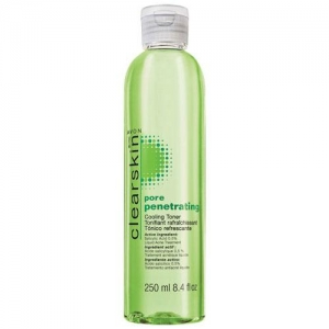 Clearskin Pore Penetrating Cooling Toner by Avon