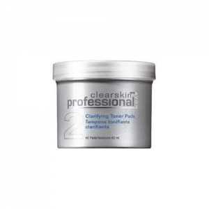 Clearskin Professional Clarifying Toner Pads by Avon