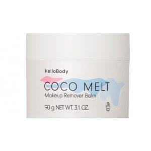 Coco Melt Makeup Remover Balm by Hello Body