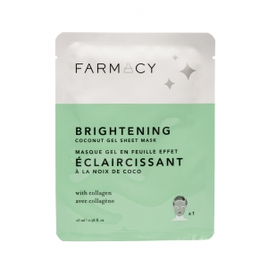 Coconut Gel Sheet Mask - Brightening by Farmacy
