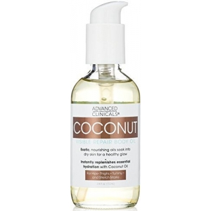 Coconut Visible Repair Body Oil by Advanced Clinicals