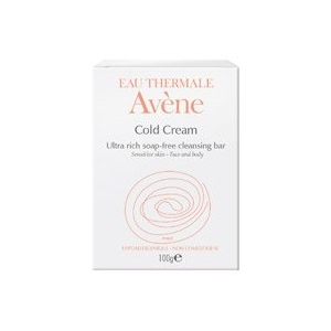 Cold Cream Ultra-Rich Soap-Free Cleansing Bar by Avène