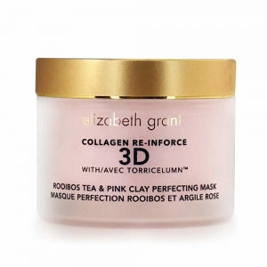 Collagen Re-Inforce 3D Rooibos Tea & Pink Clay Perfecting Mask by Elizabeth Grant