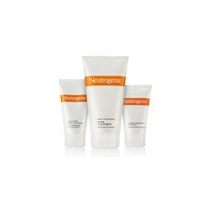 Complete Acne Therapy System (Sun Shield Day Lotion SPF 15) by Neutrogena