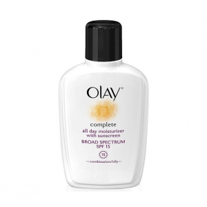 Complete All Day Moisturizer with Sunscreen Broad Spectrum 15, Combination/Oily by Olay