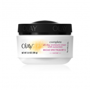 Complete All Day Moisture Cream with Sunscreen Broad Spectrum SPF 15, Normal by Olay