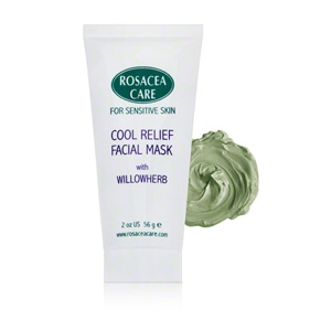 Cool Relief Facial Mask by Rosacea Care
