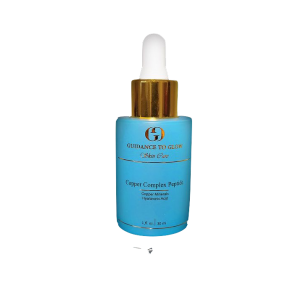 Copper Complex Peptide by Guidance to Glow