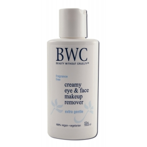 Creamy Eye & Face Makeup Remover by Beauty Without Cruelty