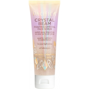 Crystal Beam Foaming Crystal Face Scrub by Pacifica