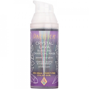 Crystal Lava Bubbling Charcoal Mask by Pacifica