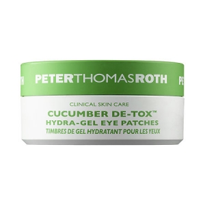 Cucumber De-Tox Hydra-Gel Eye Patches by Peter Thomas Roth