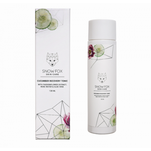 Cucumber Recovery Tonic by Snow Fox Skin Care