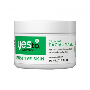 Cucumbers Calming Facial Mask by Yes To
