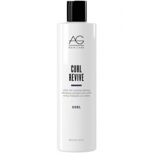 Curl Revive Sulfate-Free Hydrating Shampoo by AG Hair