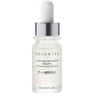 Custom Infusion Drops, F + Neroli, Hydration by Cover FX