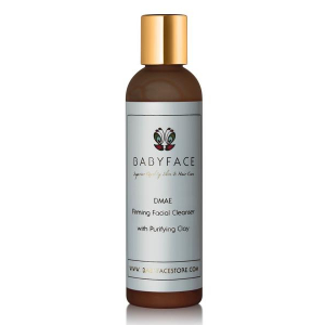 DMAE Firming Facial Cleanser with Purifying Clay by Babyface