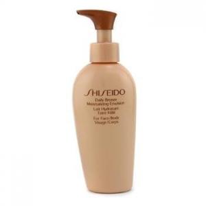 Daily Bronze Moisturizing Emulsion, for Face/Body by Shiseido