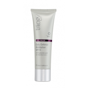Daily Defense Moisturizer SPF 15 by Trilogy