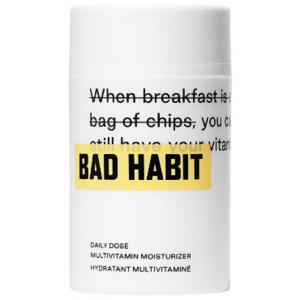 Daily Dose Multivitamin Moisturizer by Bad Habit