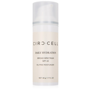 Daily Hydration Broad Spectrum SPF 43 Oil-Free Moisturizer by CircCell