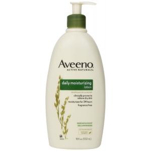 Daily Moisturizing Lotion, Fragrance-Free by Aveeno