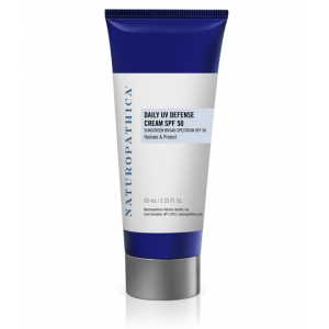 Daily UV Defense Cream SPF 50 by Naturopathica