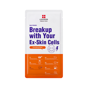 Daily Wonders Break Up With Your Ex-Skin Cell Mask by Leaders