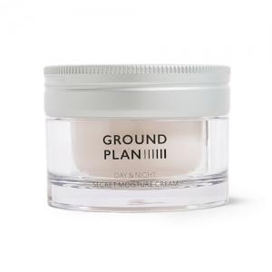 Day & Night Secret Moisture Cream by Ground Plan