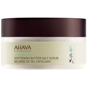 Dead Sea Salt Softening Butter Salt Scrub by Ahava