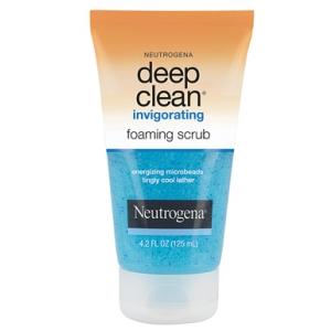 Deep Clean Invigorating Foaming Scrub by Neutrogena