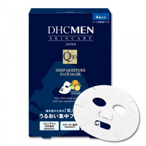 Deep Moisture Face Mask by DHC Men