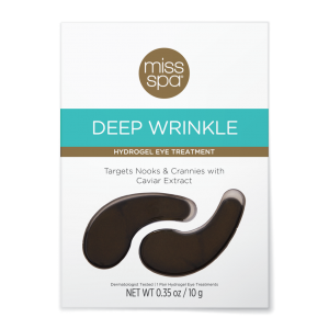 Deep Wrinkle Hydrogel Eye Treatment by Miss Spa