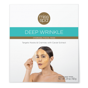 Deep Wrinkle Hydrogel Facial Mask by Miss Spa
