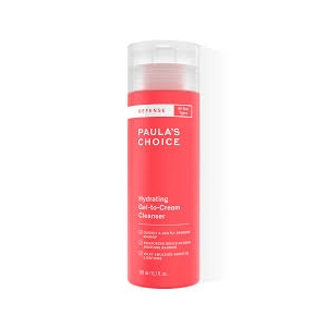 Defense Hydrating Gel-to-Cream Cleanser by Paula's Choice Skincare