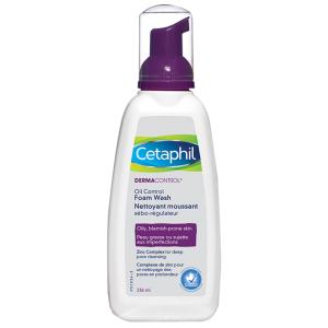 DermaControl Oil Control Foam Wash by Cetaphil