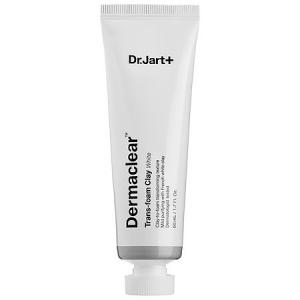 Dermaclear Trans-Foam Clay in Calming White by Dr. Jart