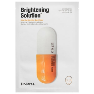Dermask Brightening Solution Ultra-Fine Microfiber Sheet Mask by Dr. Jart