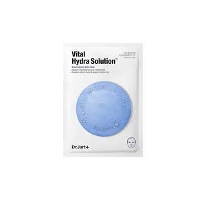 Dermask Vital Hydra Solution Deep Hydration Sheet Mask by Dr. Jart