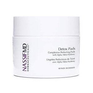 Detox Pads - Complexion Perfecting Detoxification Pads with AHA/BHA by Nassif MD Dermaceuticals