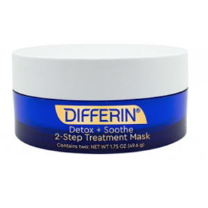 Detox + Soothe 2-Step Treatment Mask (Hot Mask) by Differin