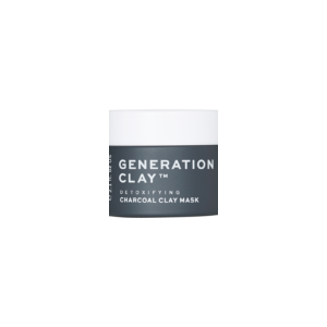 Detoxifying Charcoal Clay Mask by Generation Clay