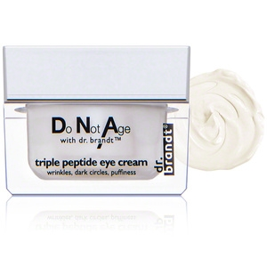 Do Not Age With Dr. Brandt Triple Peptide Eye Cream by Dr. Brandt