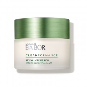 Doctor Babor - Cleanformance Revival Cream Rich by Babor