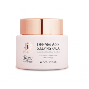 Dream Age Sleeping Pack by Rose by Dr. Dream