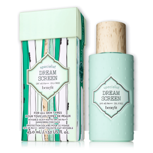 Dream Screen Invisible Silky-Matte Broad Spectrum SPF 45 for Face by Benefit Cosmetics