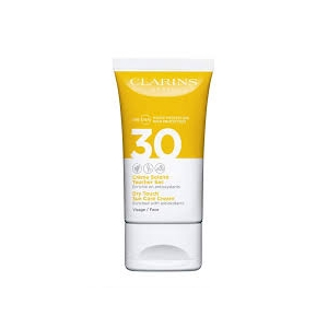 Dry Touch Facial Sunscreen Broad Spectrum SPF 30 by Clarins