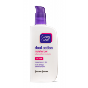 Dual Action Moisturizer, Oil-Free by Clean & Clear
