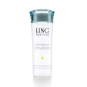 Dual Moisture Emulsion by Ling Skin Care