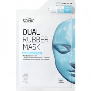 Dual Rubber Mask - Moist Wrapping Mask by Scinic